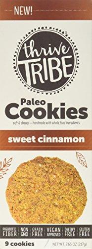 Thrive Tribe Pack of 2 Sweet Cinnamon Cookies, 0.85 - Sweet Cinnamon Cookies