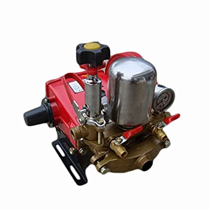 Amazon com : JIAWANSHUN High Pressure Triplex Plunger Pump