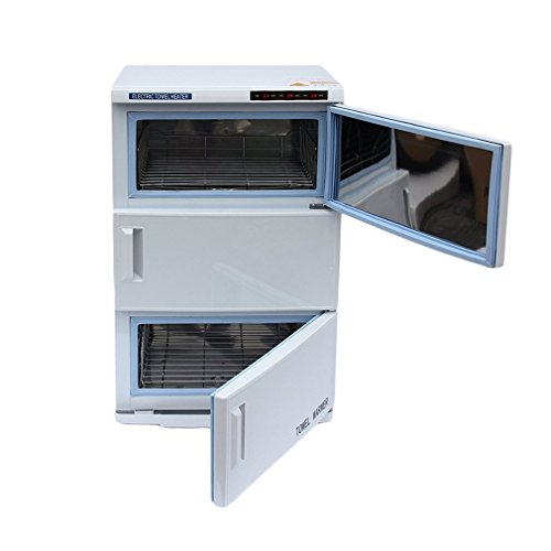 2 In 1 Disinfection Cabinet, Spa Sterilizer Machine For Beauty Salon Spa Massage (46L) by Water-chestnut (Image #7)