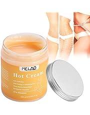 250 g Cellulite Hot Cream, Fat Burner Slimming Cream Massage Anti-Cellulite Slimming Serum Chilli Fat Burner Massage Cream for Whole Body Weight Loss Slim Extreme Firming Abdomen