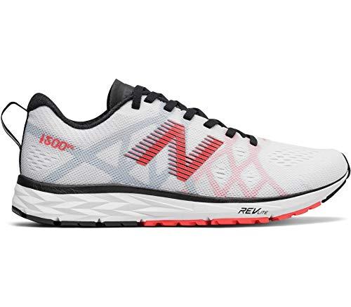 Balance New Wr4 3 Noir Femme Running Blanc W1500v4 PqxnqTR