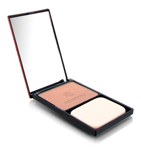 Sisley Phyto-Teint Eclat Compact Foundation for Women, 3/Natural, 0.1 Ounce