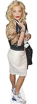 Rita Ora Life Size Cutout Celebrity Cutouts