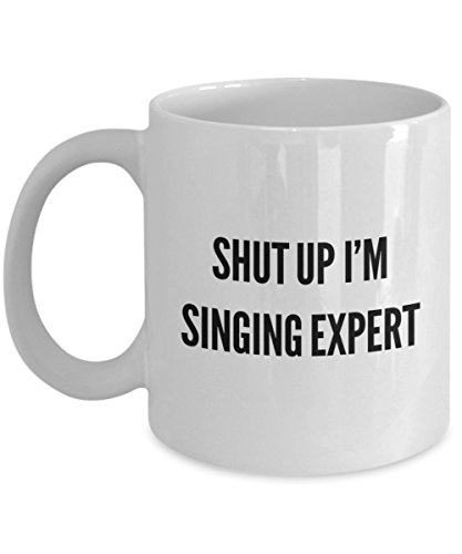 (Rabbit Smile - Gifts for Singing Gag Quotes