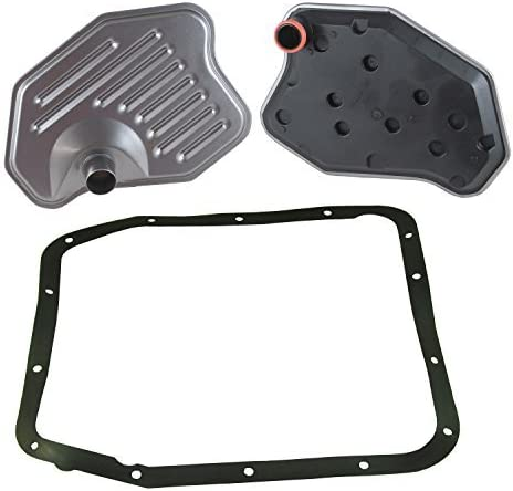 Yctze Auto Transmission Filter Kit Automatic Transmission Oil Filter Kit Gearbox Accessory RTC4653 Automotive Replacement Service Kit Fit for Defender Discovery Range Rover