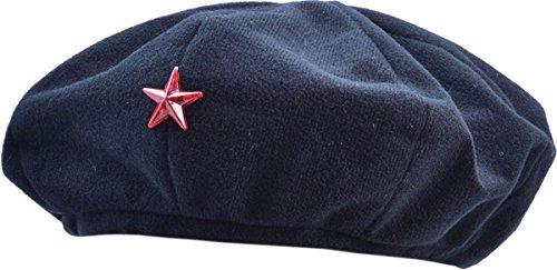 (Bristol Novelty Adults Fancy Dress Party Accessory Che Guevara Cuban Mens Revolutionist Hat )