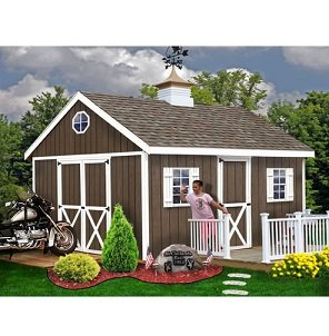 Best-Barns-Easton-12-X-20-Wood-Shed-Kit