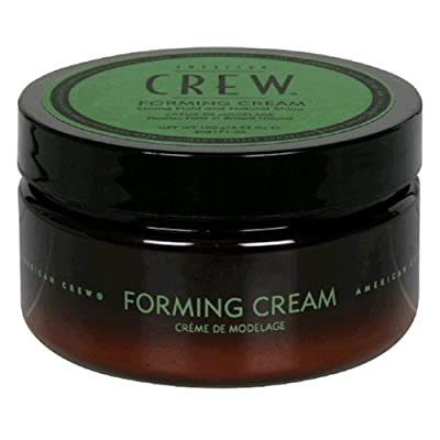 American Crew forming Cream, Medium Hold with Medium Shine, de 3 Ounce Jars (Pack of 2) (Packaging May Vary)