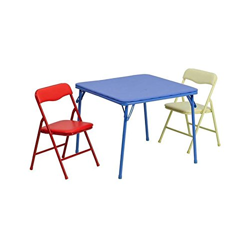 (Ship from USA) Flash Furniture Folding Tables - JB-10-CARD-GG /ITEM#H3NG UE-EW23D56184