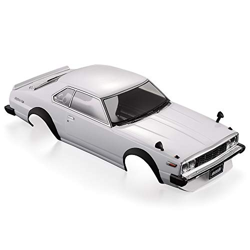 - Goolsky Killerbody Car Shell 48700 1977 Skyline Hardtop 2000 GT-ES Finished Body Shell for 1/10 Electric Touring RC Racing Car DIY