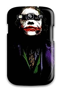 Mark Gsellman Andrews's Shop 6416701K21106681 Galaxy S3 Case Slim [ultra Fit] The Joker Protective Case Cover