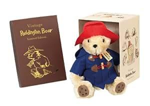 Paddington Bear - Oso de peluche de edición limitada en caja (215 x 160 x 240 mm)