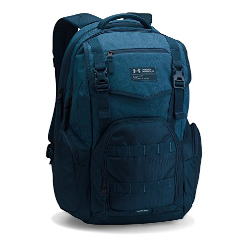 Under Armour Coalition 2.0 Backpack, Bayou Blue/Bayou Blue, One Size by Under Armour