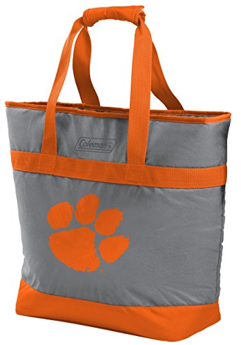 Rawlings NCAA Clemson Tigers Unisex 07883010111NCAA 30 Can Tote Cooler (All Team Options), Orange, X-Large