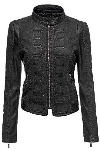 Moto Jacket Style - 2