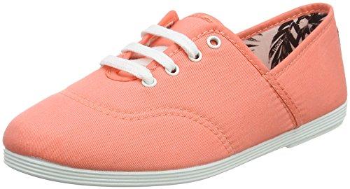 Scarpe Coral Donna Oxford Stringate Costa crl 000 Arancione Flossy Zwq5YSI