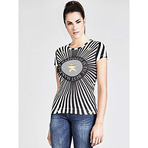 Guess Camiseta Mujer Multicolor Guess Para Camiseta Camiseta Para Guess Multicolor Mujer Bxq5PH
