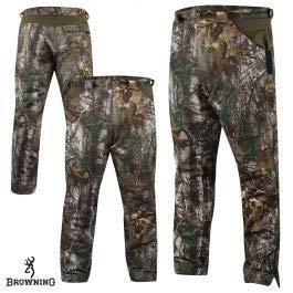 Browning Men's Hell's Canyon Mercury Hunting Pants, Realtree Xtra, 32 Regular