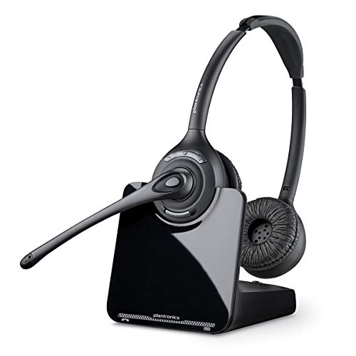 Cs520 Wireless Headset System