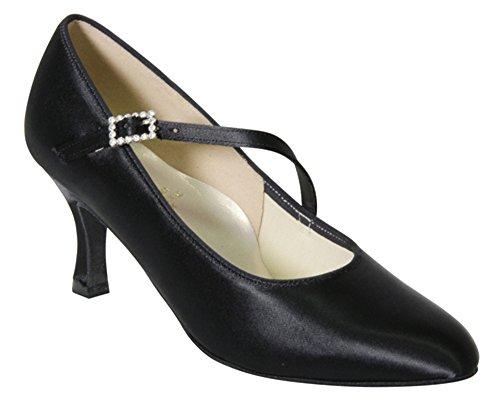 DSI Women's Dance Shoes Black black