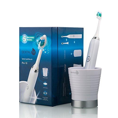 Dentalpik Pro 10 sonic toothbrush