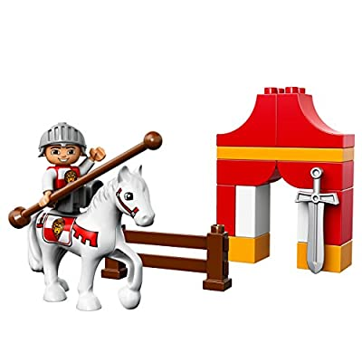 Lego Knights of the Middle Ages Duplo 10568: Toys & Games