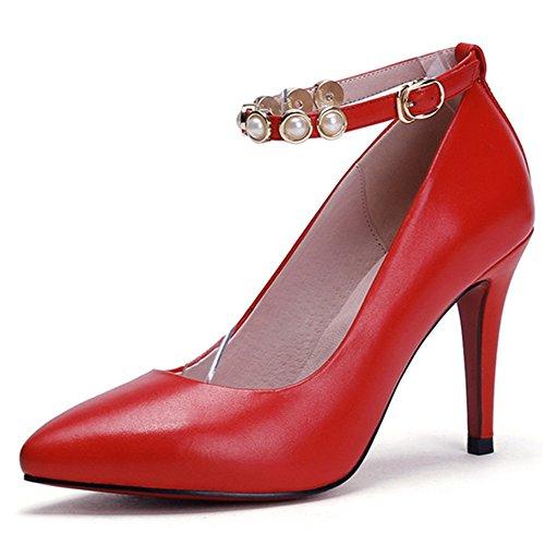 Nine SevenHeels - Zapatos de tacón  mujer Red