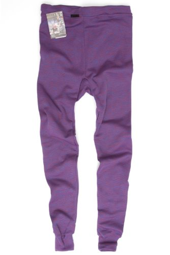 Ussen Women's 1 Pack Baltic Thermal Long Johns M Purple Haze