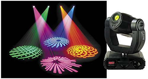 Spot 250 Accu (American DJ ACCU SPOT PRO 250W Discharge Moving Head With Remote Focus & Prism (Certified Refurbished))
