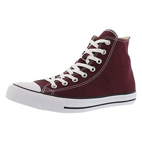 Converse Schuhe Chucks Ct All Star Hi Burgundy Weinrot Canvas Sneakers