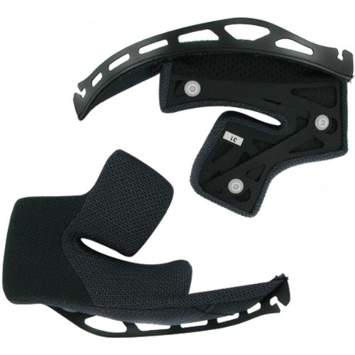 Shoei Cheek Pad Set Hornet DS Motocross Motorcycle Helmet Accessories - Size - Pad Standard Cheek Set