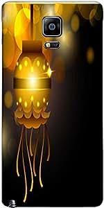 Tarjeta De Felicitación Snoogg Para La Celebración De Diwali En La Cubierta D...
