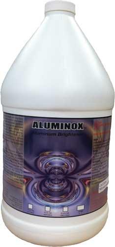 Aluminox Aluminum Brightener 1 Gallon Concentrate
