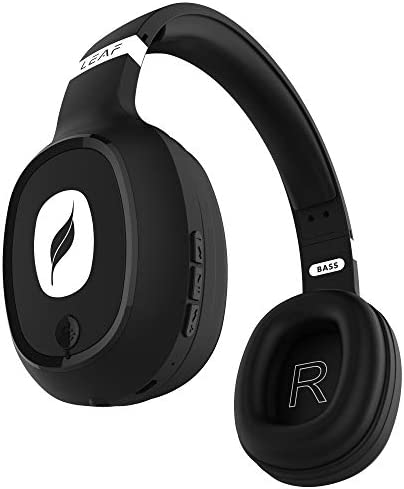 87093e1a962 Leaf Bass Wireless Headphones with Mic and 10 Hour Battery Life: Buy Leaf  Bass Wireless Headphones with Mic and 10 Hour Battery Life Online at Low  Price in ...