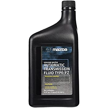 Genuine Mazda (0000-FZ-113E-01) Automatic Transmission Fluid , 32 fl oz