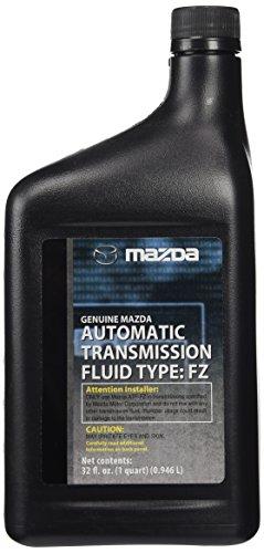 - Genuine Mazda (0000-FZ-113E-01) Automatic Transmission Fluid , 32 fl oz