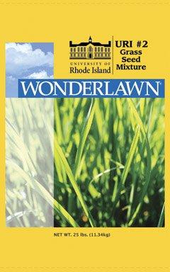 Wonderlawn Grass Seed Mixture Bagged 25 Lb.