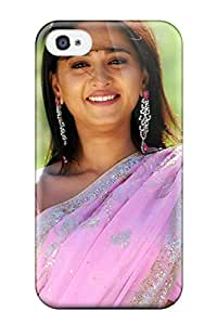 Durable Case For The Iphone 4/4s- Eco-friendly Retail Packaging(telugu Actress Anushka)