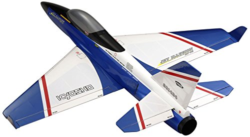 Kyosho EP Jet Illusion DF45 Brushless Ducted Fan RC Jet Building Kit