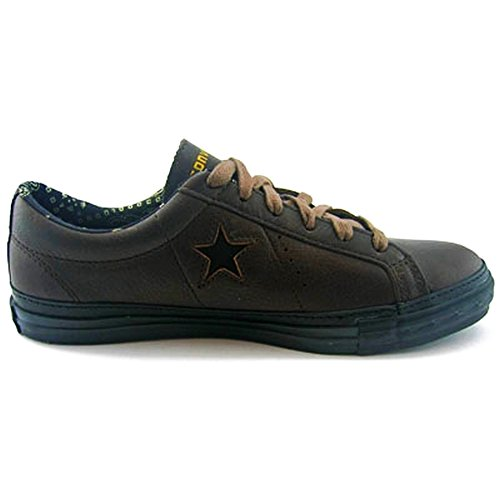 Converse - Zapatillas para hombre Marrón Brown Black