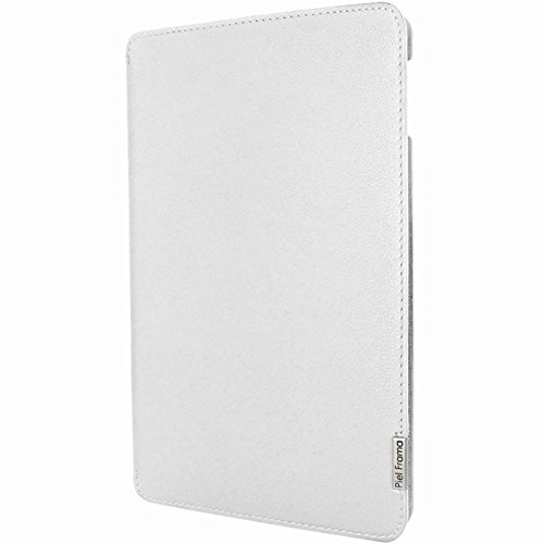 Piel Frama FramaSlim Leather Case for Apple iPad Mini 4, White (723W)