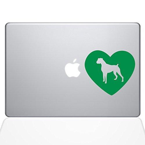 【公式】 The Heart Decal Guru Heart Boxer Dog Macbook Decal B0788DT9H6 Vinyl Green Sticker - 13 Macbook Pro (2016 & newer) - Green (1326-MAC-13X-LG) [並行輸入品] B0788DT9H6, サカイチョウ:f7758388 --- svecha37.ru