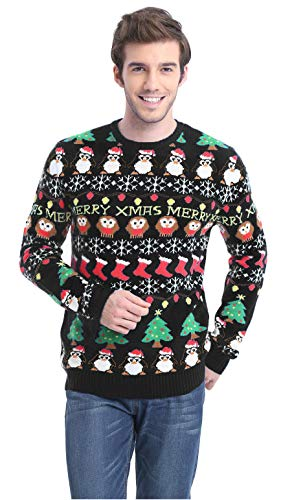 Men Ugly Christmas Sweater Store