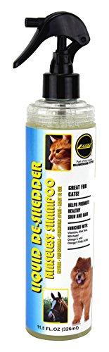 Wild Animal Liquid De-Shedder RTU Rinseless Shampoo, 11.7...