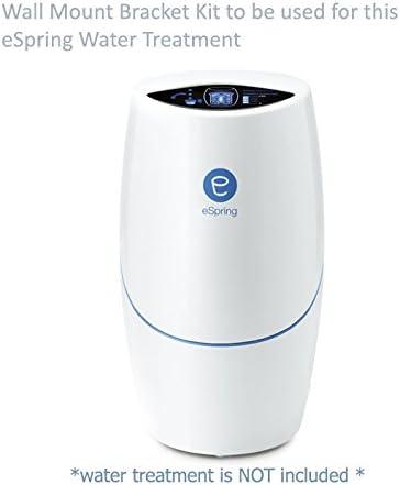 Kit de soporte de pared para purificador de agua eSpring: Amazon ...