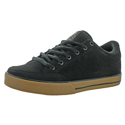 C1RCA Men's AL50 Adrian Lopez Lightweight Insole Skate Shoe Athletic Shoe, Black/Gum, 11.0 Medium US