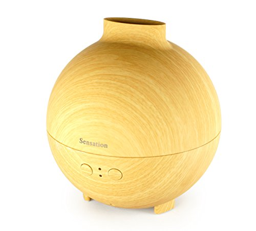 (Dia Ultrasonic Aromatherapy Essential Oil Diffuser Cool Mist Humidifier Aroma Diffuser)