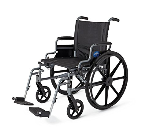 Medline-MDS806500NE-Wheelchair-K4-Basic