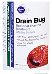 Drain Bug - Bacterial Enzyme Treatment 4-1 Gallons
