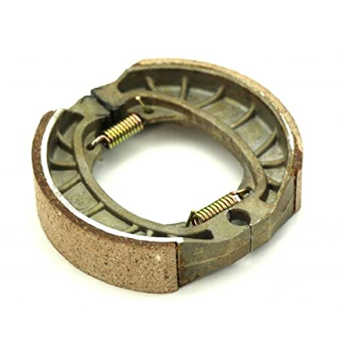 Rear Drum Brake Shoes Pad 50 cc 49cc Moped Scooter 50cc Taotao Peace Roketa NST